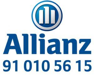Teléfono allianz contratación 91 010 56 15