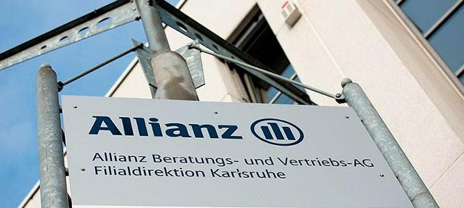 Allianz gana 5765 millones de euros hasta septiembre